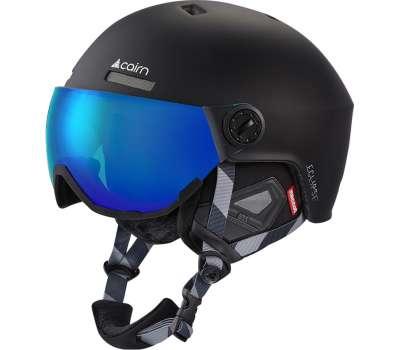 Cairn шлем Eclipse Rescue mat black-blue ium