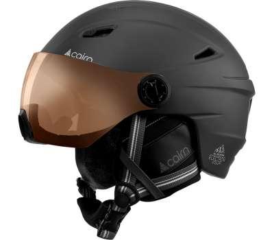 Cairn шлем Electron Visor Photochromic mat black