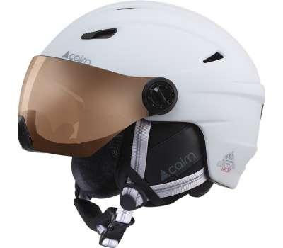 Cairn шлем Electron Visor Photochromic mat white 57-58