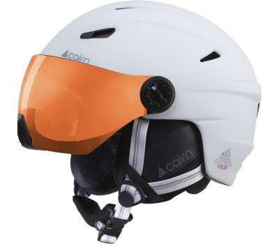 Cairn шлем Electron Visor SPX2 mat white 57-58