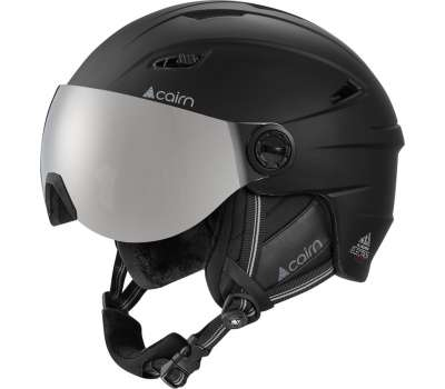 Cairn шлем Electron Visor SPX3 mat black