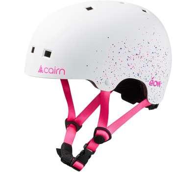 Cairn шлем Eon Jr white-pink 53-55