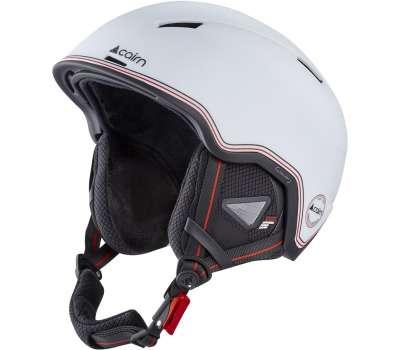 Cairn шлем Infiniti mat white-vintage