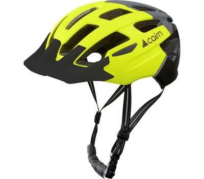 Cairn шлем Prism XTR II neon yellow-black