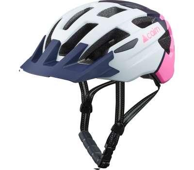 Cairn шлем Prism XTR Jr II white-pink 52-55