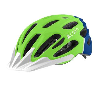 Cairn шлем Prism XTR Jr neon green 52-55