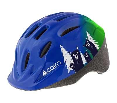 Cairn шлем Sunny Jr blue-green 48-52