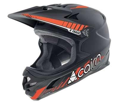 Cairn шлем X Track Pro black fire