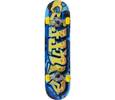 Enuff скейтборд Graffiti II yellow