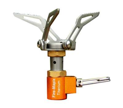 Мечта легкохода - газовая горелка Fire-Maple FMS-300T Hornet