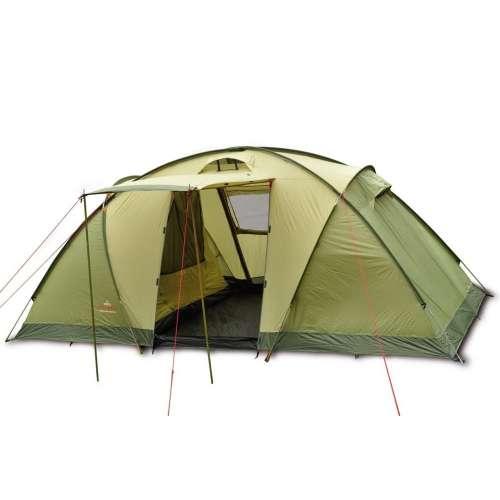Палатки вместимостью более 4х человек