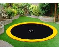 Грунтовой батут KIDIGO  Circle 4,4х4,4 (221523)