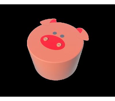 Пуф Свинка Kidigo Premium
