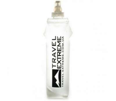 Фляга  силиконовая мягкая для рюкзака Travel Extreme  Карпатия, Soft Flask 500 мл