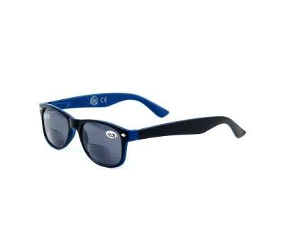 """Cолнцезащитные очки синие """"CDU SUN"""" +2.00 Dpt"""