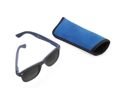 """Cолнцезащитные очки синие """"CDU SUN"""" +1.50 Dpt"""
