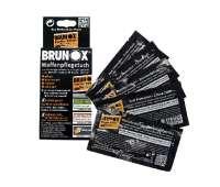 Серветки для догляду за зброєю Brunox Gun Care, 5шт в коробці