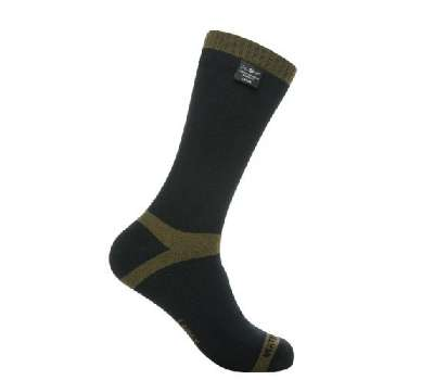 Dexshell Trekking green S Шкарпетки водонепроникні