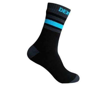 Dexshell Ultra Dri Sports Socks M Шкарпетки водонепроникні  з блакитною смугою