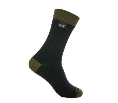 Dexshell Thermlite green M Шкарпетки водонепроникні
