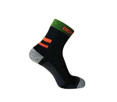 Dexshell Running Socks L Шкарпетки водонепроникні  з помаранчевими смугами