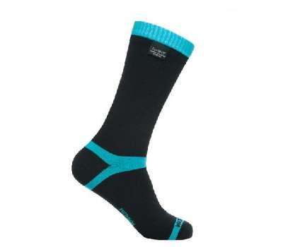 Dexshell Coolvent L Aqua Blue Шкарпетки водонепроникні
