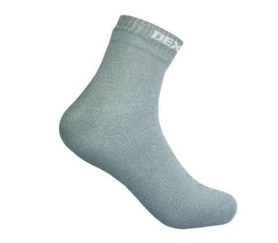 Dexshell Waterproof Ultra Thin Socks XL шкарпетки водонепроникні  сірі
