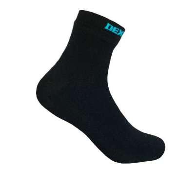 Dexshell Ultra Thin Socks BK L шкарпетки водонепроникні  чорні