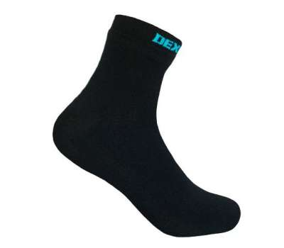 Dexshell Ultra Thin Socks BK XL шкарпетки водонепроникні  чорні