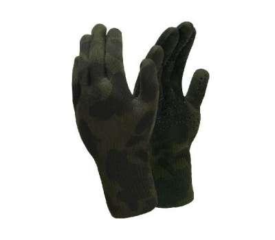 Dexshell Camouflage Gloves L рукавички водонепроникні  розмір L (DG726L)