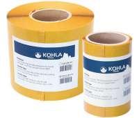 Клей для ремонта клеевой части камуса Kohla, бумажная лента Hot-Melt-Klebefläche, 4 м