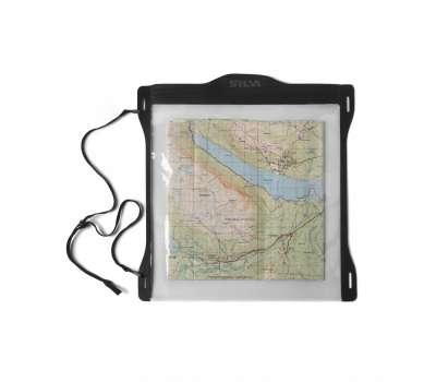 Чехол водонепроницаемый профессиональный для карт (мапник) Silva Trail Map Case, 29*29 см
