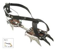 Кошки полуавтоматические Cyborg Clip Crampon Black Diamond