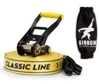 Слэклайн Classic 25 m Slackline Set Gibbon