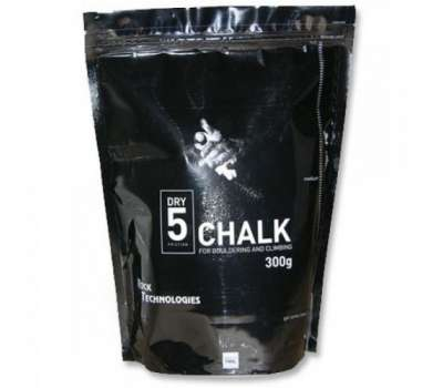 картинка Магнезия в пакетах Dry 5 Loose Chalk 300 г Rock Technologies