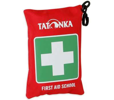Аптечка First Aid School Tatonka
