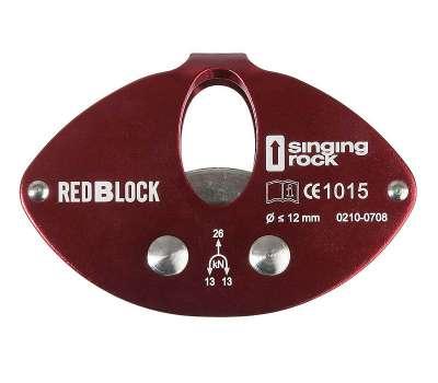Блок-ролик RedBlock Singing Rock
