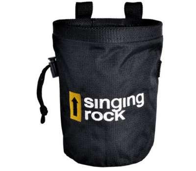 Магнезница Chalk bag Large black Singing Rock