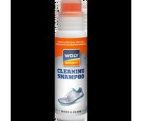 Средство для чистки обуви Cleaning Shampoo Woly Sport