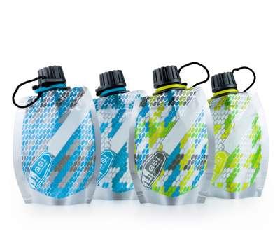 картинка Емкость универсальная Soft Sided Travel bottle set GSI