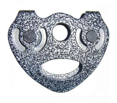 Блок-ролик Тандем-переправа стальной Крок