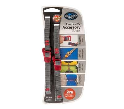Стяжной ремень Accessory Strap With Hook Release 20mm - 1m Sea To Summit