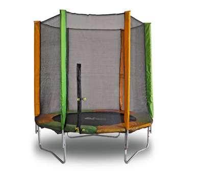 картинка Батут 183 см с защитной сеткой KIDIGO™