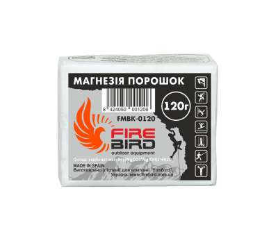 Магнезия-брикет 120g FireBird