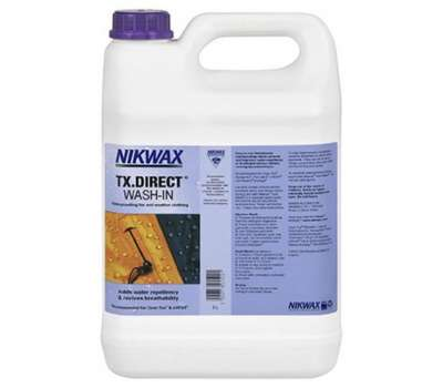 картинка Пропитка для мембран TX.Direct Wash-In 5 L  (спрей) Nikwax