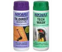 Набор Twin Pack (Стирка + Пропитка) Tech Wash 300ml + TX Direct 300ml Nikwax