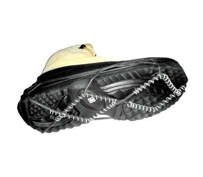 Накладки на обувь противоскользящие универсальные с пружиной