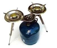 Горелка AGNES 2-burner camping cooker GZWM