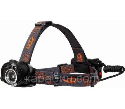картинка Фонарь налобный Lumex-Pro Climbing Technology оранжевый