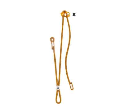 Самостраховка с двумя усами DUAL CONNECT ADJUST PETZL